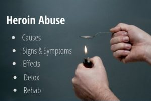 heroin heroin abuse causes, signs, effects, detox and rehabs