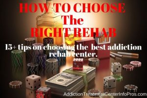How To Choose A Rehab